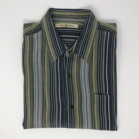 Tommy Bahama Other - Tommy Bahama Striped Long Sleeve Size XL